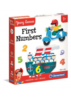 Clementoni - First numbers