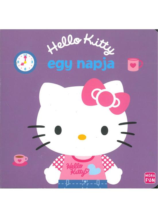 Hello Kitty Egy napja