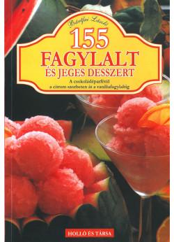 155 fagylalt és jeges desszert