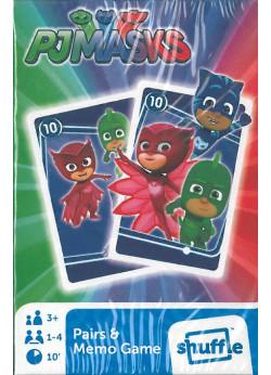PJ Masks kártya