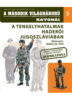 A második világháború katonái 5. - A tengely haderői Jugoszláviában - Ejtőernyős