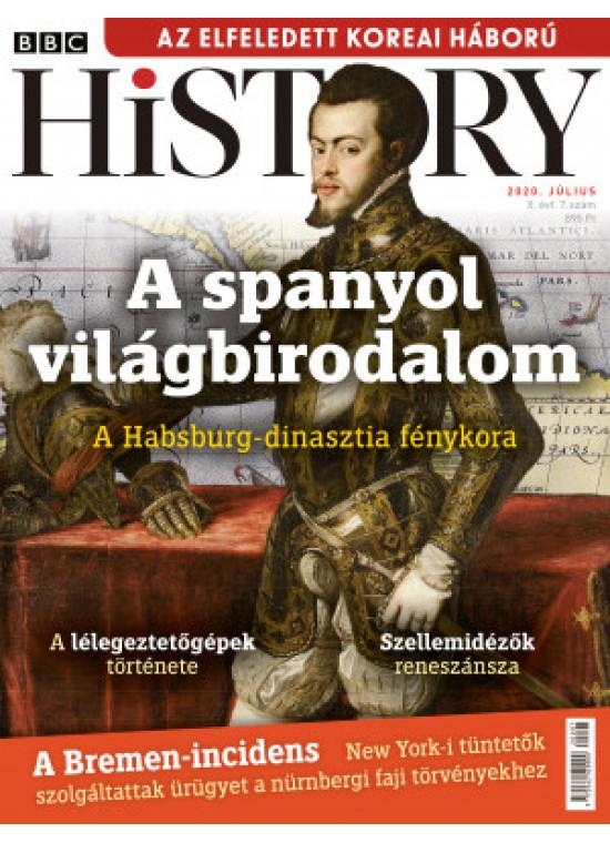 BBC History világtörténelmi magazin 10/7 - A spanyol világbirodalom