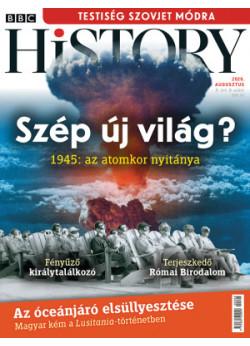BBC History világtörténelmi magazin 10/8 - Szép új világ?