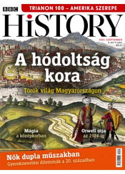 BBC History világtörténelmi magazin 10/9 - A hódoltság kora