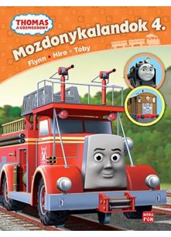 Thomas mozdonykalandok 4.