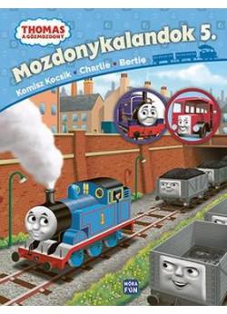 Thomas mozdonykalandok 5.