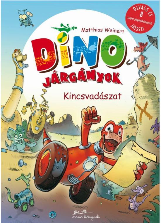 Dino járgányok 1. - Kincsvadászat