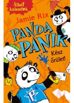 Állati kalandok - Panda pánik 1. - Kész őrület!