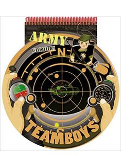 Teamboys colour - Army