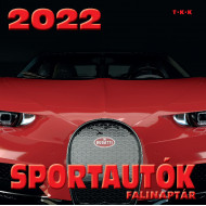 Falinaptár Sportautók 2022