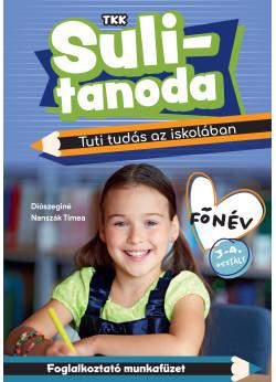 Sulitanoda - Tuti tudás az iskolában - Főnév 3-4. osztály