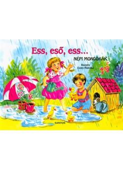 Ess, eső, ess... - leporelló