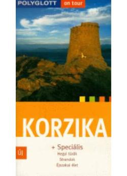 Korzika - Polyglott on tour útikönyv