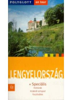 Lengyelország - Polyglott on tour útikönyv