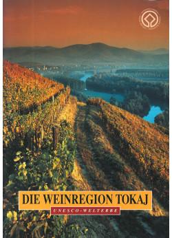 A tokaji borvidék - német nyelven