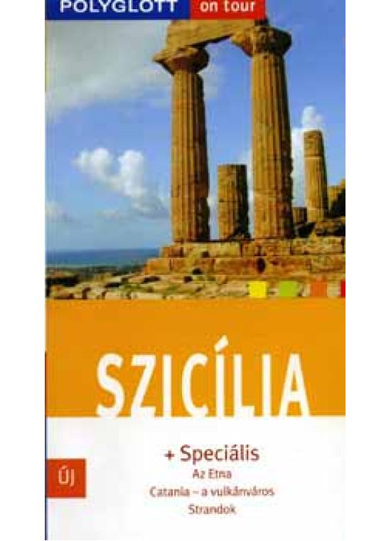 Szicília - Polyglott on tour útikönyv