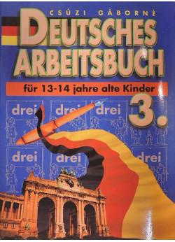 Deutsches Arbeitsbuch 3. (13-14 éveseknek)