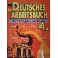 Deutsches Arbeitsbuch 4. (15-16 éveseknek)