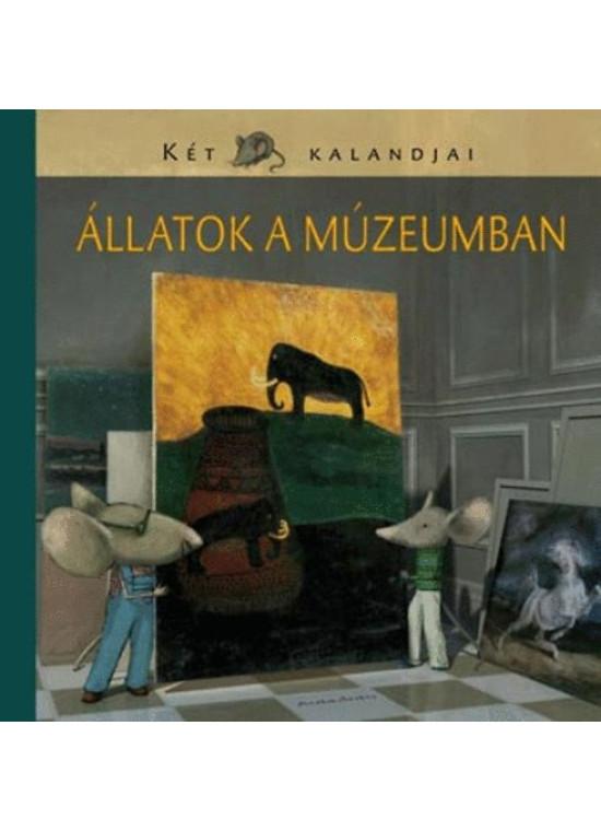 Állatok a múzeumban - Két egér kalandjai