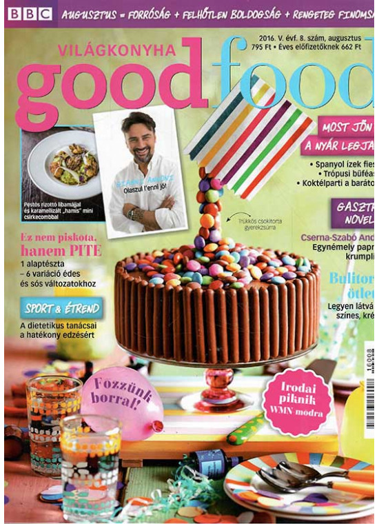 Goodfood magazin 5/8