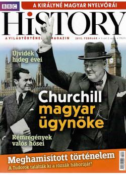 BBC History világtörténelmi magazin 5/2/Churchill magyar ügynöke