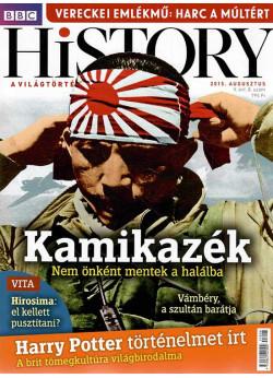 BBC History világtörténelmi magazin 5/8/Kamikazék nem önként mentek a halálba