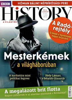 BBC History világtörténelmi magazin 6/1/Mesterkémek a világháborúban
