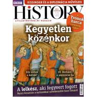 BBC History világtörténelmi magazin 6/2 /Kegyetlen középkor