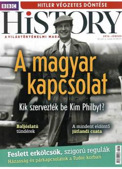 BBC History világtörténelmi magazin 6/6 /A magyar kapcsolat - Kik szervezték be Kim Philbyt?