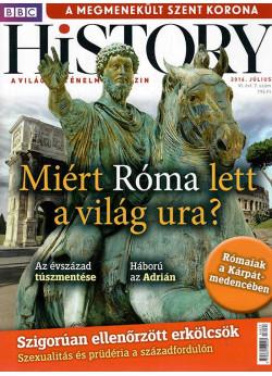 BBC History világtörténelmi magazin 6/7/Miért Róma lett a világ ura?
