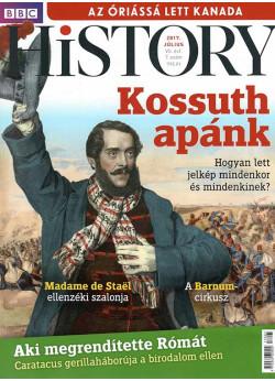 BBC History világtörténelmi magazin 7/7/Kossuth apánk