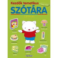 Kezdők tematikus szótára - Magyar-angol: Otthon