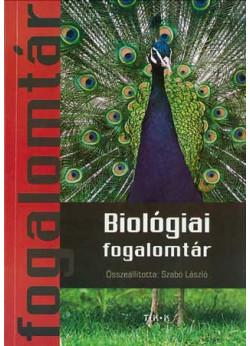 Biológiai fogalomtár