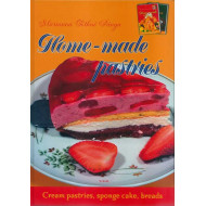 Home-made pastries / Cream pastries, sponge cakes, breads