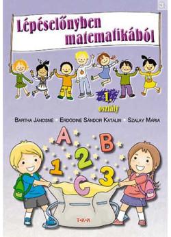 Lépéselőnyben matematikából 1. osztály 3. rész