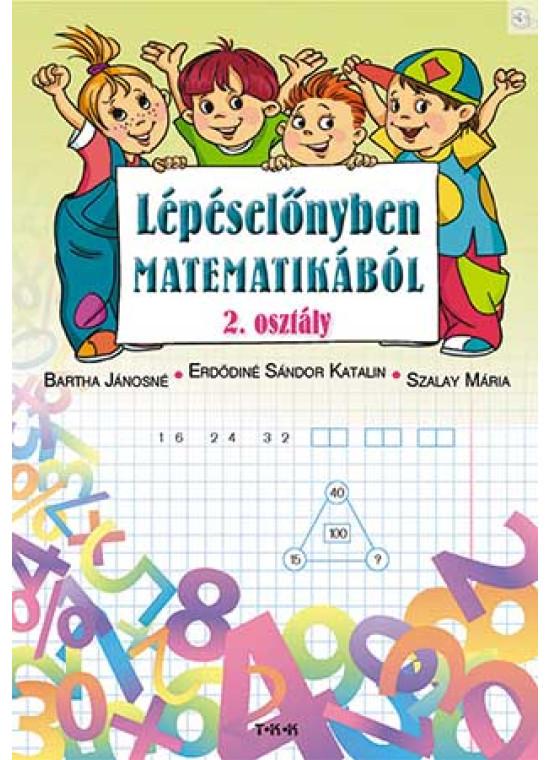 Lépéselőnyben matematikából 2. oszt. 3. rész