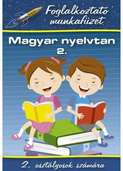 Magyar nyelvtan 2. - Foglalkoztató munkafüzet